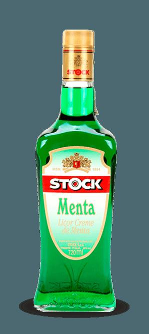 Licor Stock Creme De Menta