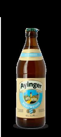 Cerveja Ayinger Brauweisse Weizen