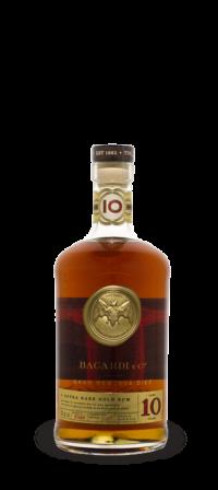 Rum Bacardi Gran Reserva 10 Anos