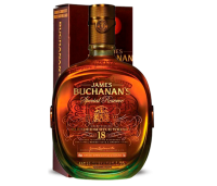 Whisky Buchanan's Especial Reserve 18 anos