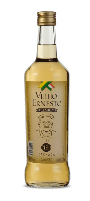 Cachaça Velho Ernesto Premium