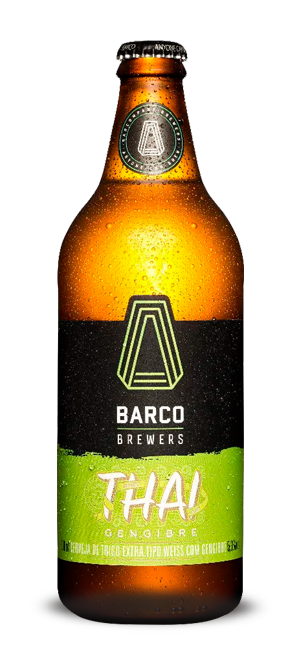 Barco Brewers Thai Weiss Gengibre