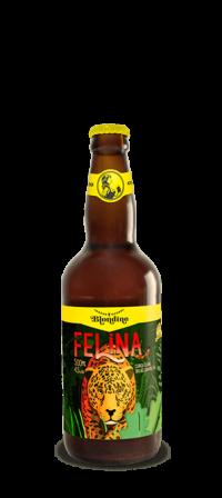 Blondine Felina