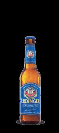Cerveja Erdinger Alkoholfrei