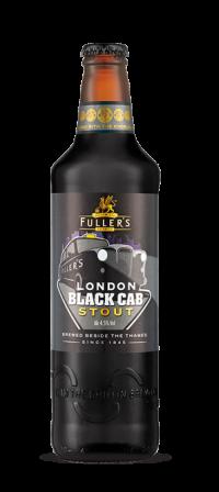 Cerveja Fuller's London Black Cab Stout