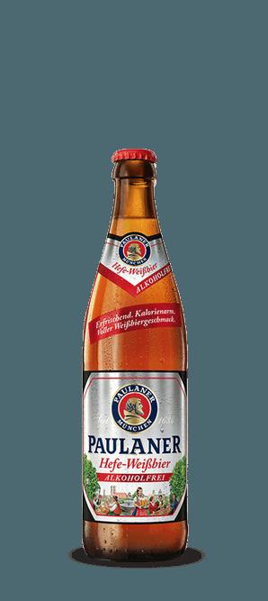 Paulaner Alcoholfrei - Sem álcool