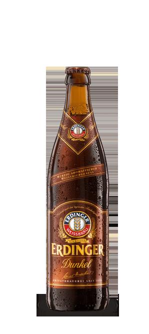 Cerveja Erdinger Weissbier Dunkel