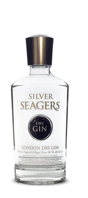 Gin Seagers Silver Dry