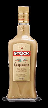Licor Stock Cappuccino