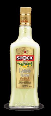 Licor Stock Lemon Cream