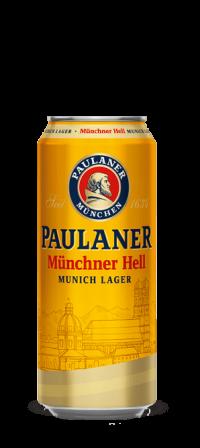 Cerveja Paulaner Munchner Hell