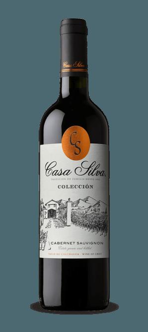 Vinho Casa Silva Coleccion Cabernet Sauvignon
