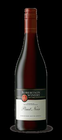 Vinho Robertson Winery Pinot Noir