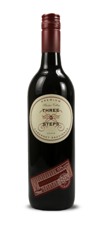 Three Steps Cabernet Sauvignon