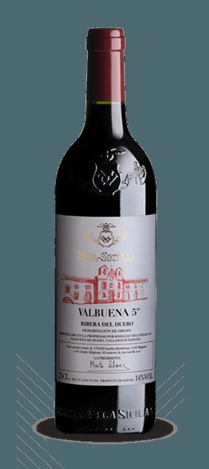 Vinho Vega Sicilia Valbuena 5°