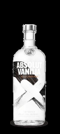 Vodka Absolut Vanilla