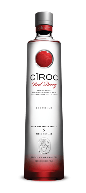 Vodka Cîroc Red Berry