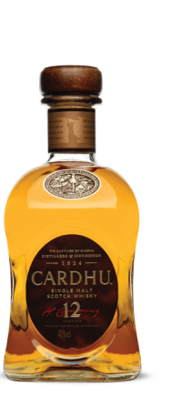 Cardhu 12 anos Single Malt